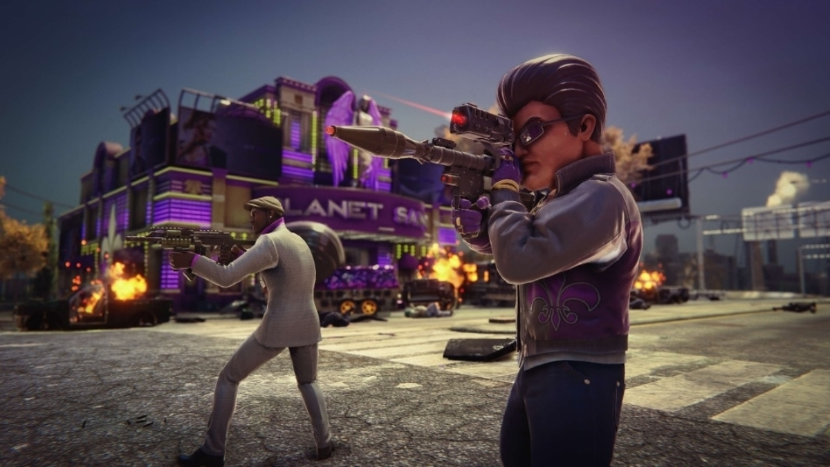 Saints Row The Third Remastered hits Steam lateMay